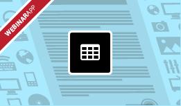 Image webinar : Quelle protection juridique pour mes bases de données ?