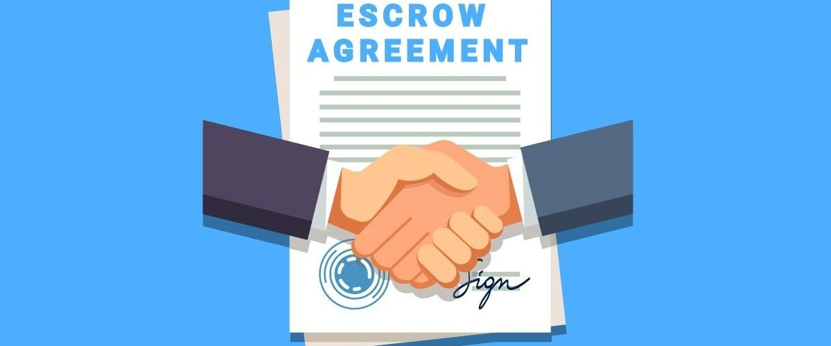 escrow agreement partenariat